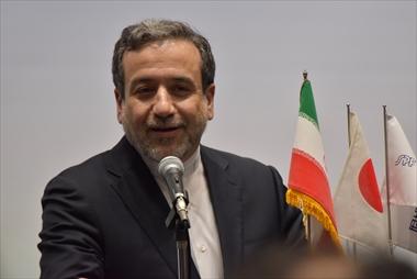 日本-イラン 政治・経済・文化でのさらなる連携を セイエッド・アッバス・アラグチ外務次官インタビュー