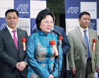 日本の経験を、アジア諸国の繁栄につなげる 「アジア諸国との国会議員交流」