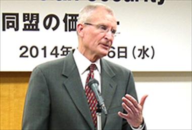 デニス・ブレア氏(元国家情報長官、元太平洋軍司令官)がSPFUSA会長に就任