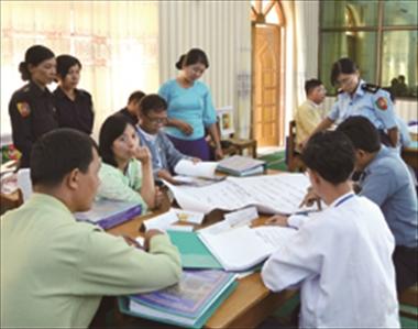 開かれた国家を目指すミャンマーの組織マネジメントを支援