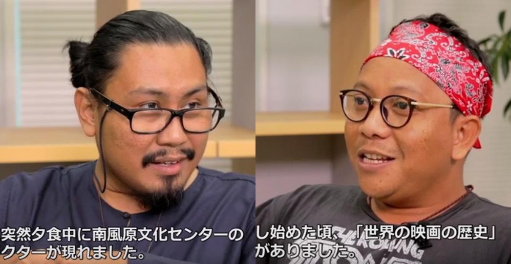 東南アジアから世界へ 民主主義と平和を問う二人の芸術家 マレーシアのテヘラーニ氏とインドネシアのハリヤント氏インタビュー