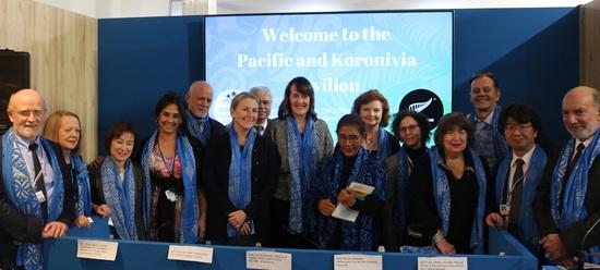 【開催結果】国連気候変動枠組条約第24回締約国会議(UNFCCC-COP24)における「Oceans Action Day」について