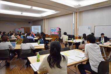11/19-20 「難民の子どもたちへの教育支援を考えるフォーラム」(岐阜県可児市)