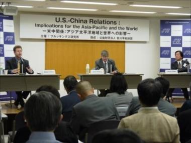 「米中関係:アジア太平洋地域と世界への影響」