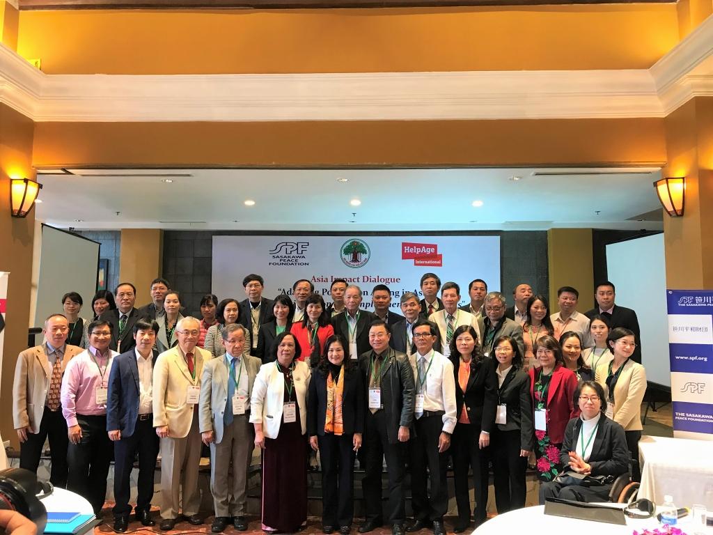 ベトナムの高齢化に関するワークショップを共催しました