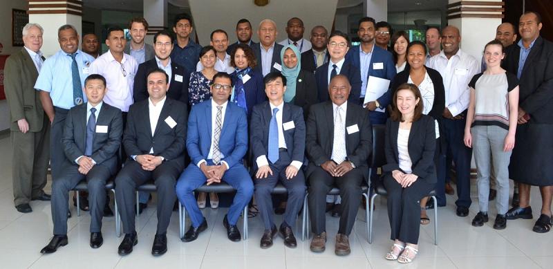 【開催結果】アジア開発銀行第52回年次総会サイドイベント「ブルーエコノミー、災害リスクファイナンス、海洋インフラに関する地域ワークショップ」について