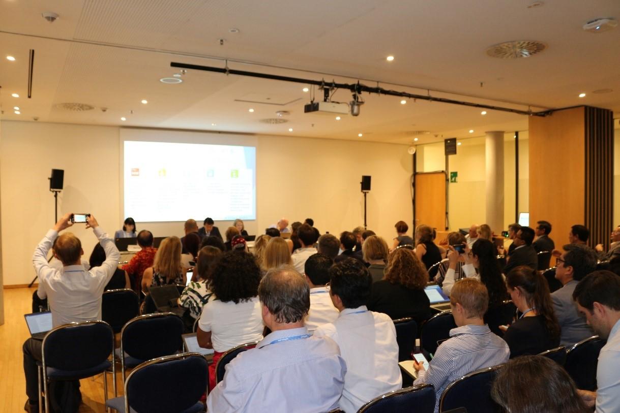 【開催報告】国連気候変動枠組条約第50回補助機関会合(SB50)におけるサイドイベント開催について
