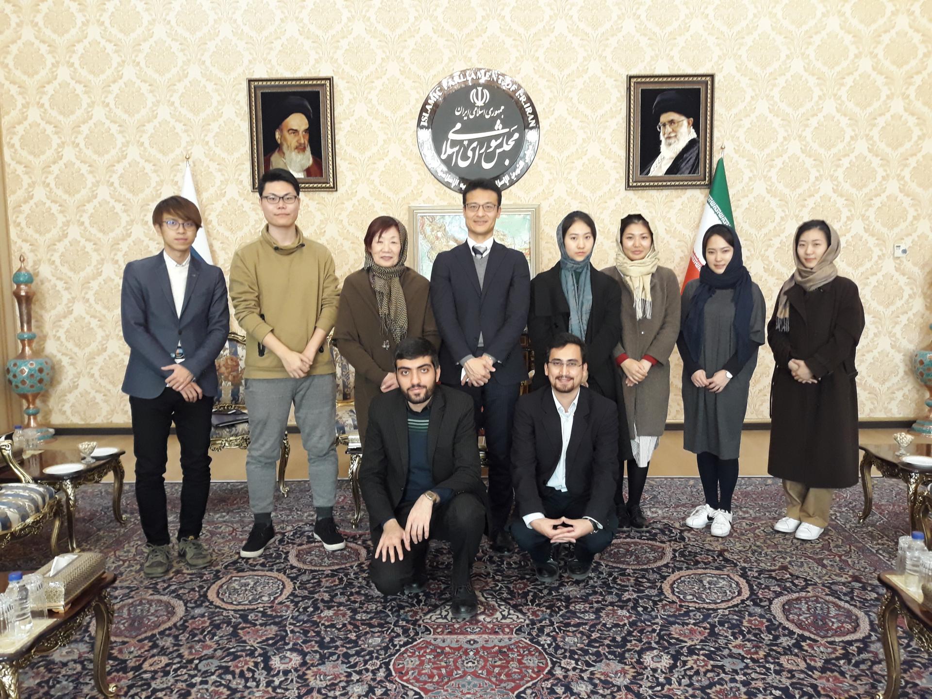 第3回イラン短期研修を実施しました(2018年12月)