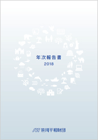 2018年度年次報告書