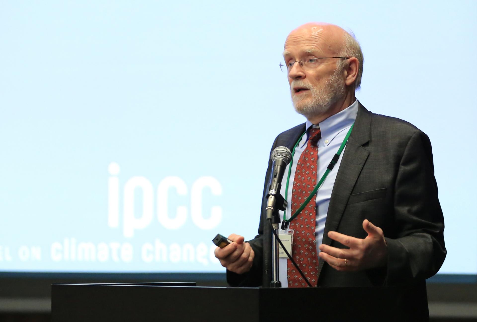 「気候変動に関する政府間パネル(IPCC)海洋・雪氷圏特別報告書(SROCC)公表記念シンポジウム」基調講演ほか