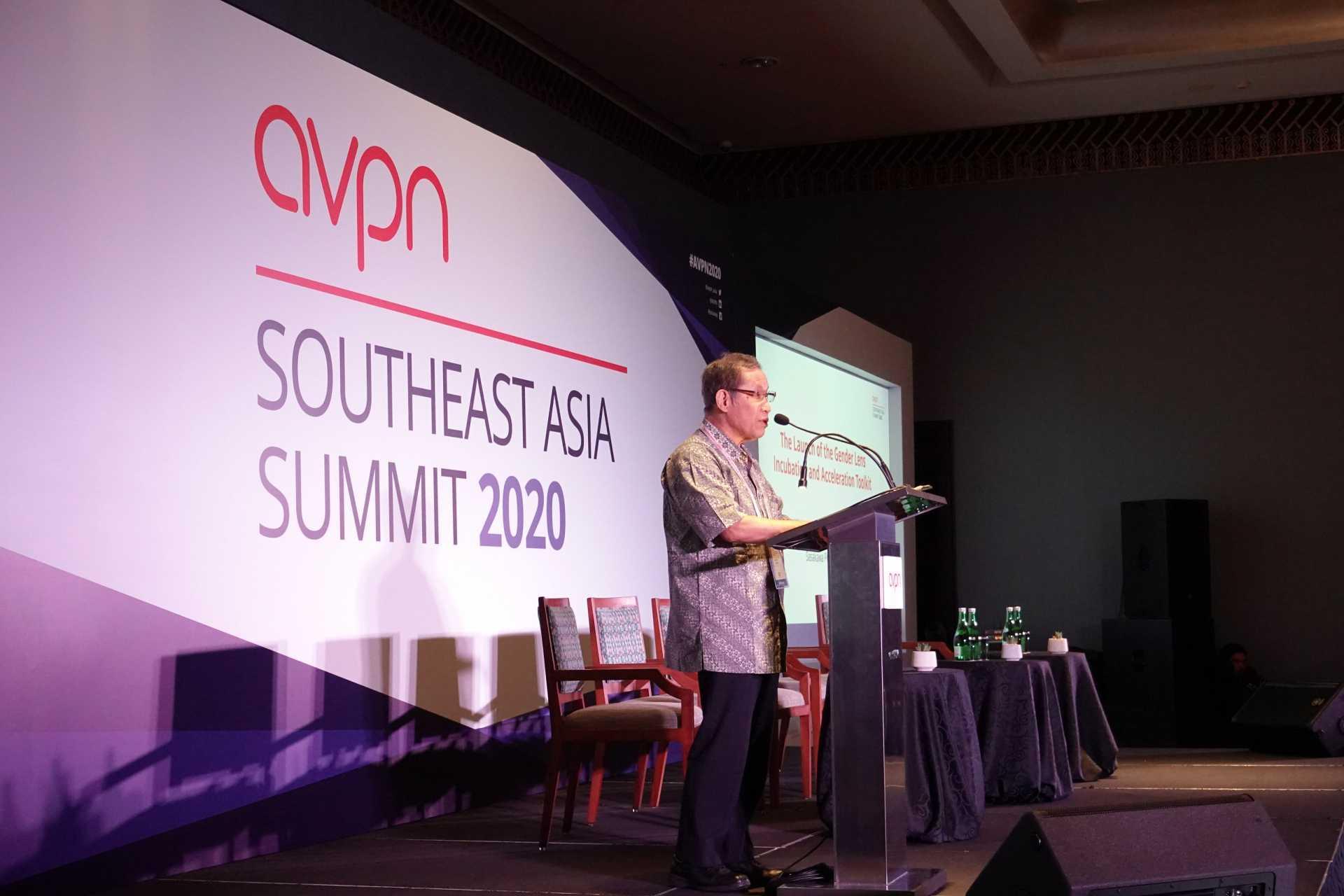 東南アジアにおけるジェンダースマートな起業家エコシステムの構築に向けて<br> ―インドネシアでのAVPN東南アジアサミットにて「GLIAツールキット」を発表―