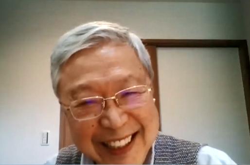 対談『OPRI リレーメッセージ』No.1 坂元茂樹氏