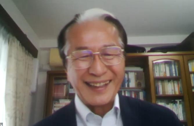 対談『OPRI リレーメッセージ』No.2 山形俊男氏
