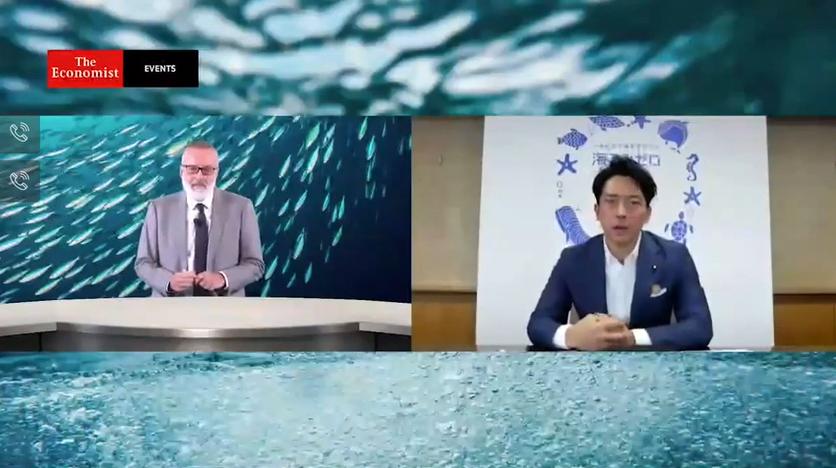 「科学、イノベーションと海洋基盤を通じた経済再生」<br> エコノミスト・グループ、日本財団とウェビナー共催 <br>「ブルーリカバリーシリーズ」第2弾