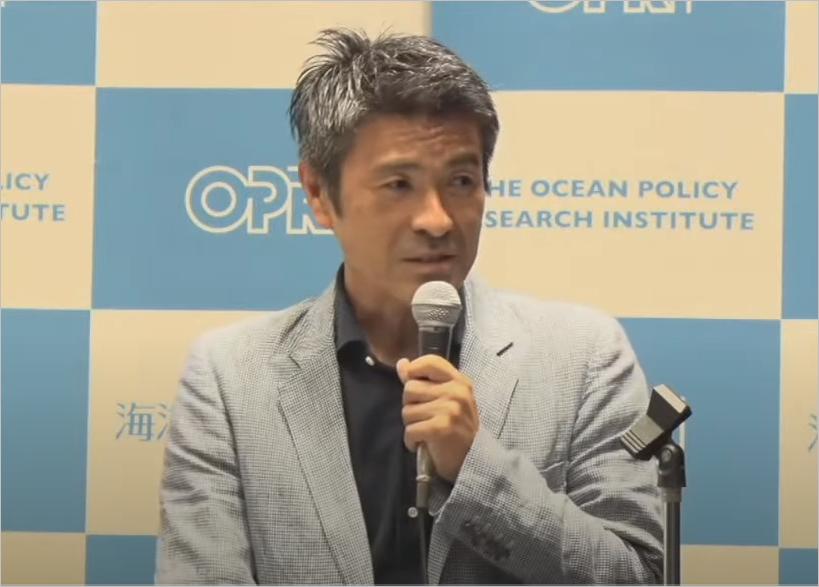 【動画公開】第174回海洋フォーラム「ブルーカーボン生態系の持つ環境価値の持続可能な利用に向けて」