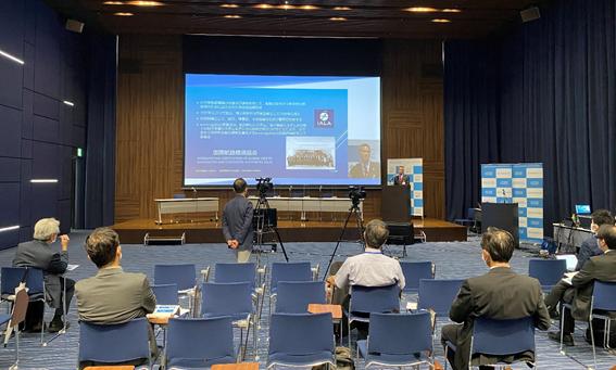 【開催報告】シンポジウム「海洋情報のデジタル伝送―VDESの利用とその将来―」