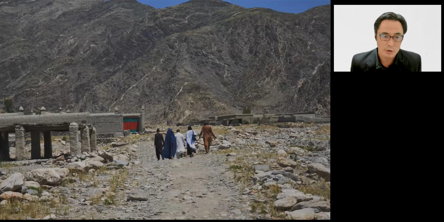 アフガニスタンの過去、現在、未来:ターリバーン政権復活と国際社会の役割に関する専門家セミナー
