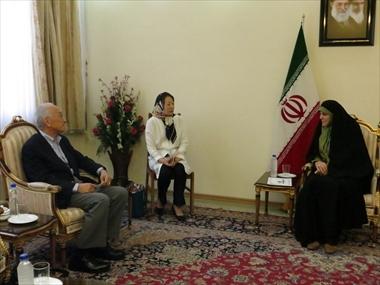 中東コラム④イラン女性の社会参画支援ネットワーク:女性省、外務省、NGO