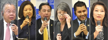 アジア系アメリカ人リーダーシップ・デレゲーション