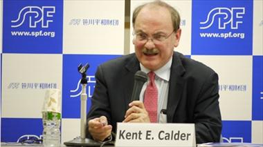 ケント・E・カルダー博士