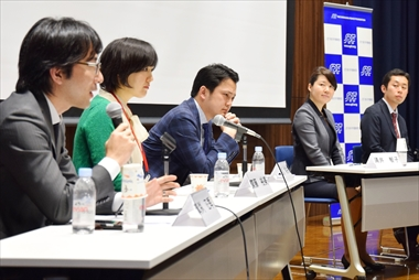 日米交流事業、米国社会科学研究評議会(SSRC)共催報告会「New Voices from Japan:米国における日本人若手専門家発信強化の試み」