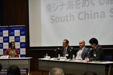 東アジアにおける海洋安全保障上の挑戦