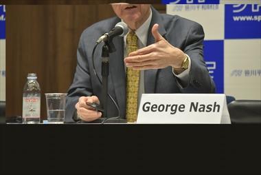 ジョージ・ナッシュ博士