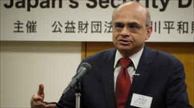 歴史問題を乗り越えアジア全体で連携、日本の積極的役割に期待 ブラーマ・チェラニー教授インタビュー