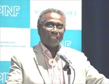 太平洋島嶼国の真の自立は漁業資源管理にあり 太平洋漁業の改革者 トランスフォーム・アコラウ博士インタビュー