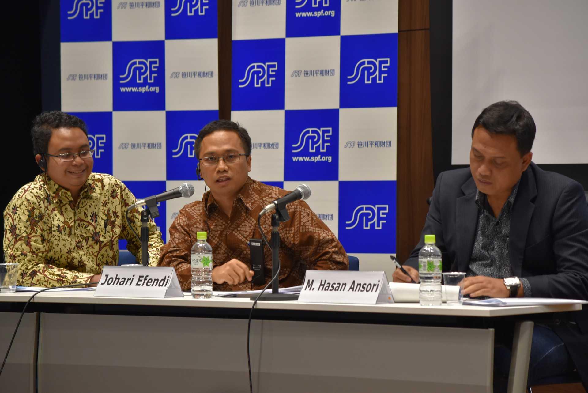 10/28 講演会 『アジアの難民保護:可能性と課題』