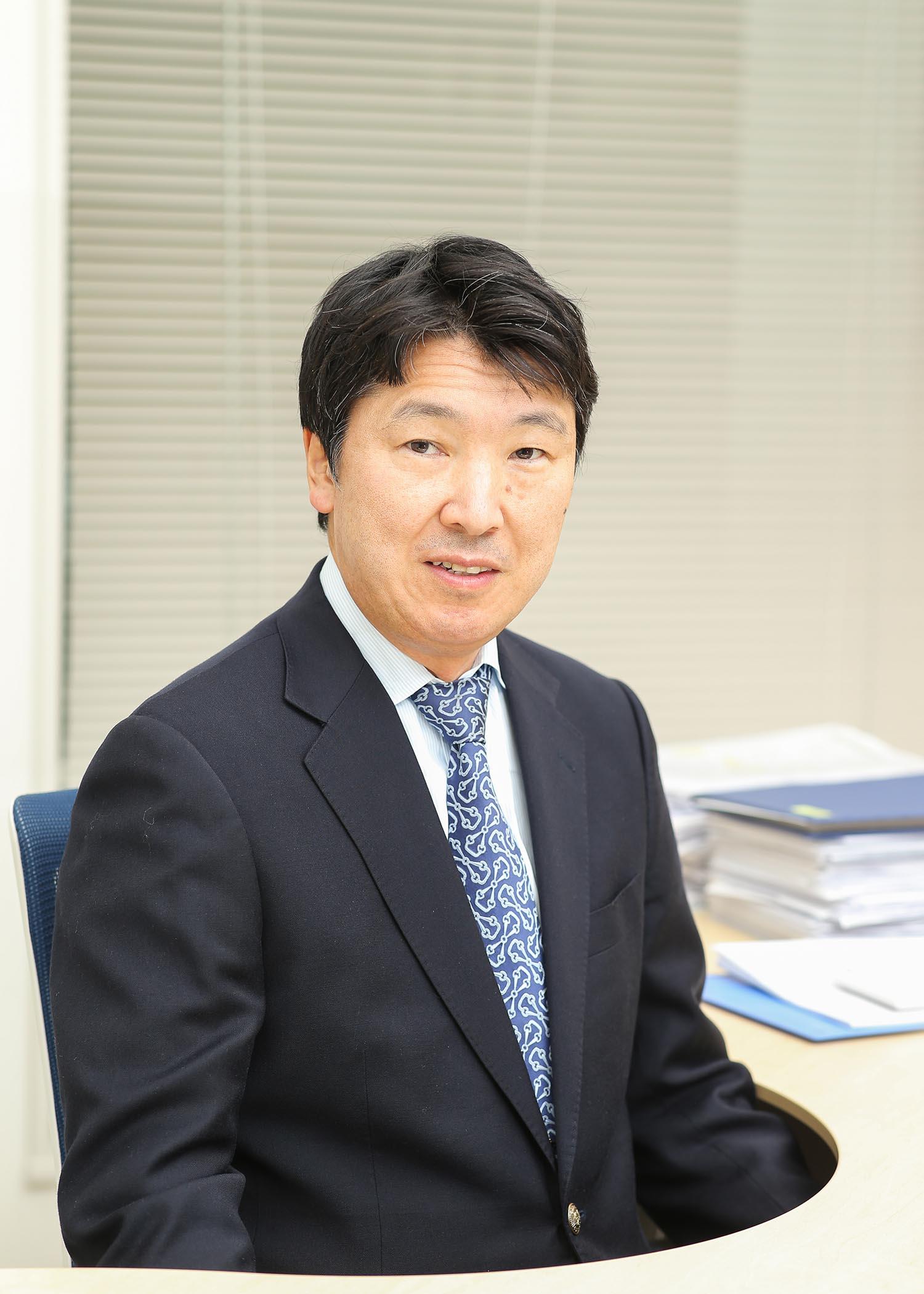 経営企画部 部長 召田王男