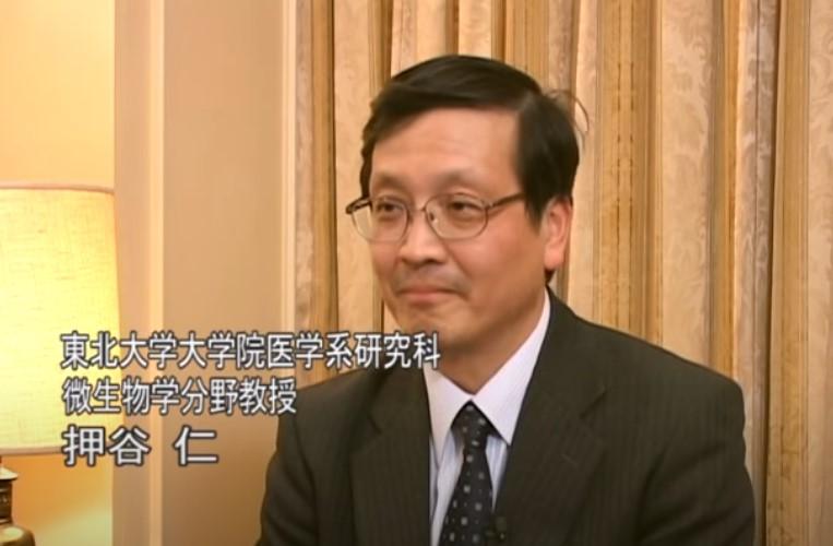 押谷仁教授(東北大学大学院医学系研究科微生物学分野教授)インタビュー(2010.3.23)