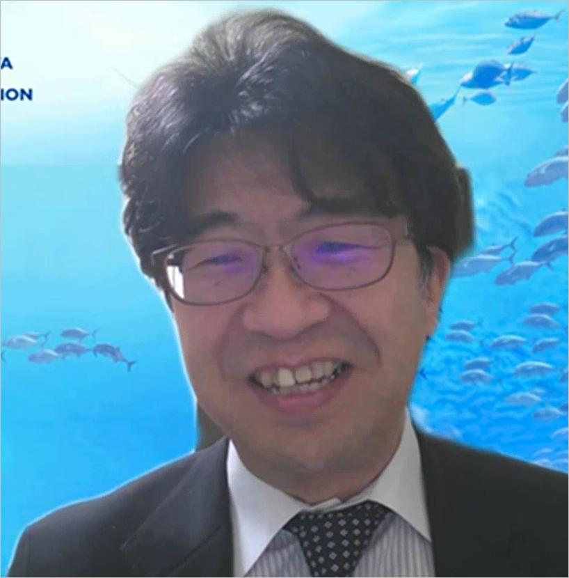 (代)角南篤 笹川平和財団理事長