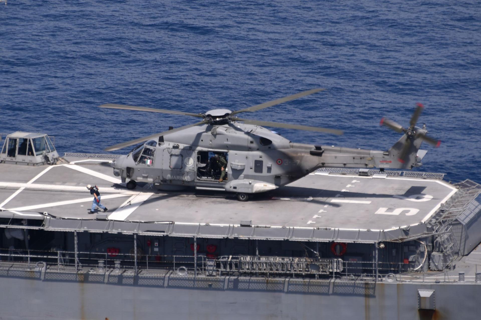 2021年5月11日、EU、日本、ジブチは、アデン湾で共同海軍軍事演習を行いました