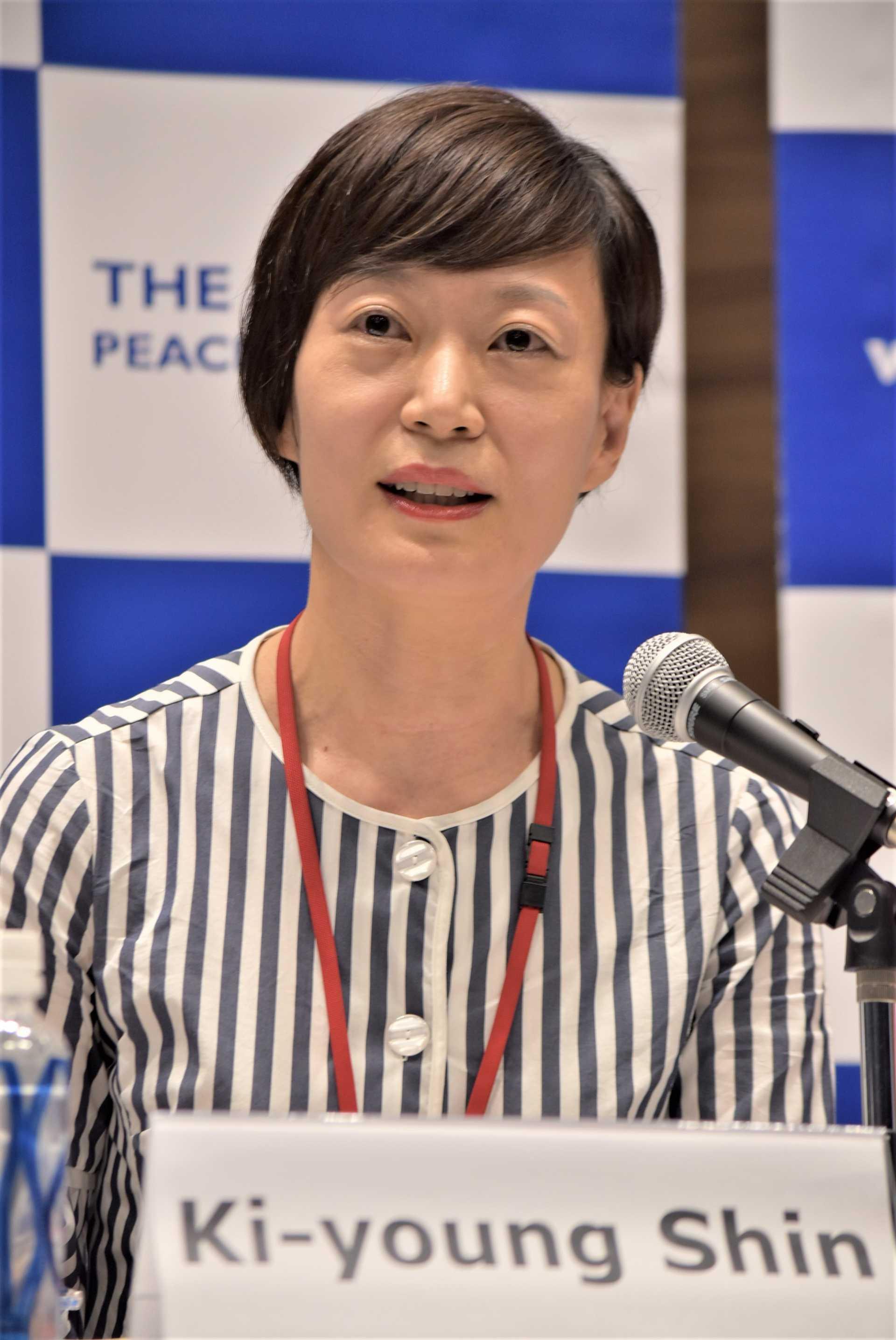 申琪榮・お茶の水女子大学准教授