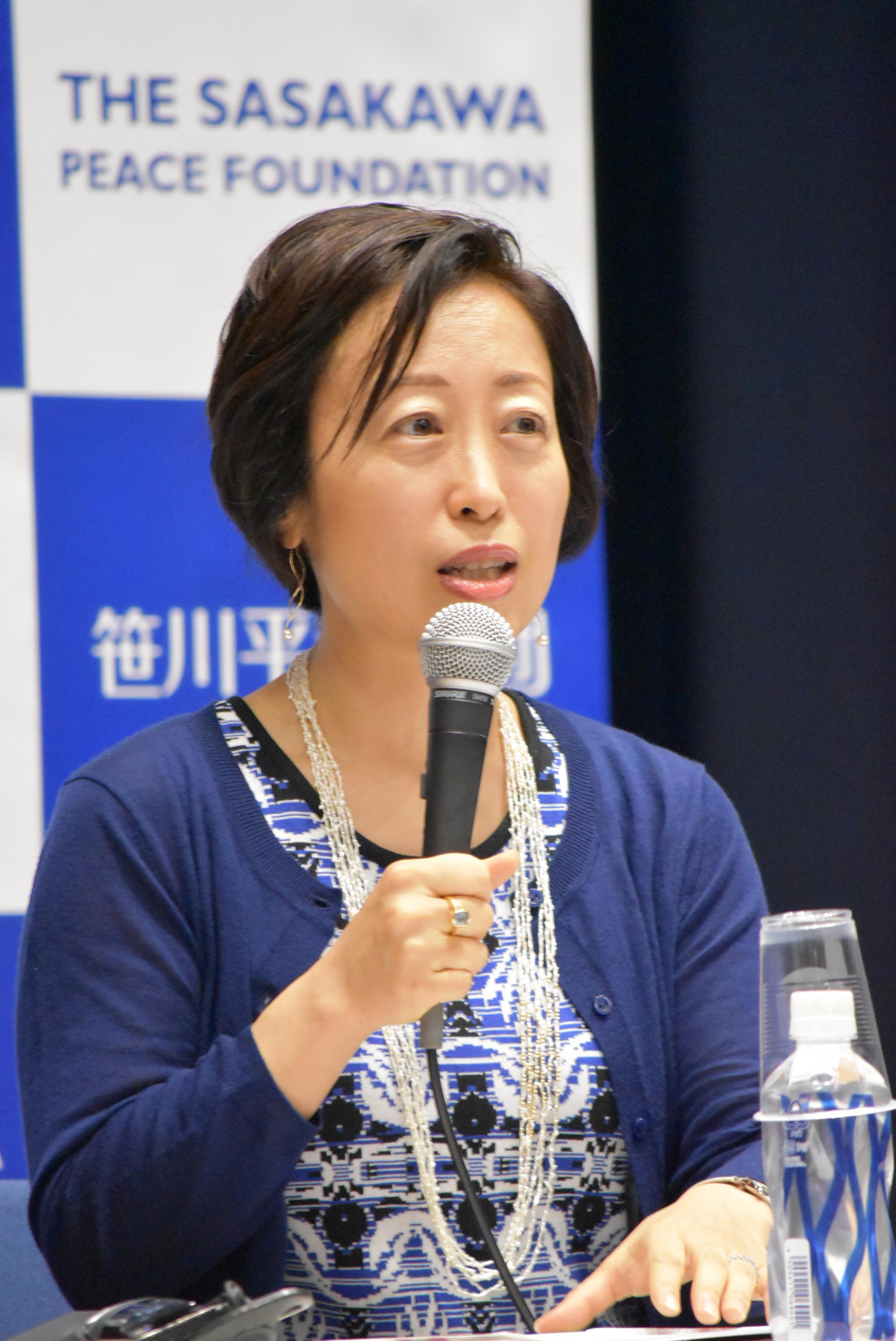 三浦まり・上智大学教授