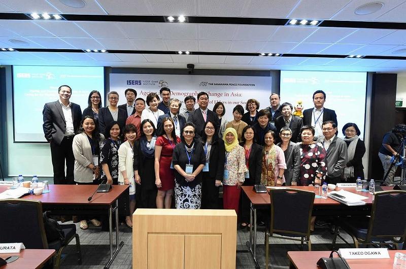 第1回アジア・インパクト対話参加者
