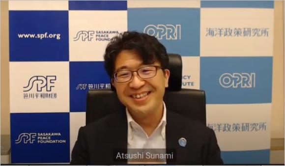 「アジア太平洋における海洋を基盤とする力強い経済再生を目指して」 エコノミスト・グループ、日本財団とウェビナー共催 「ブルーリカバリーシリーズ」第1弾