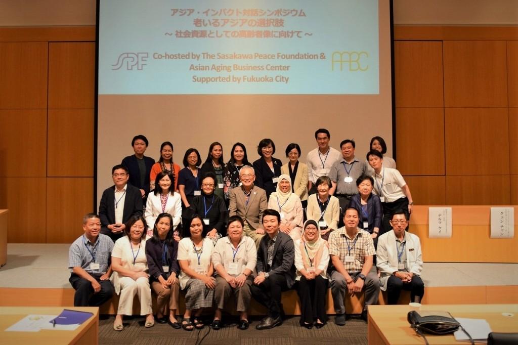 第2回アジア・インパクト対話参加者