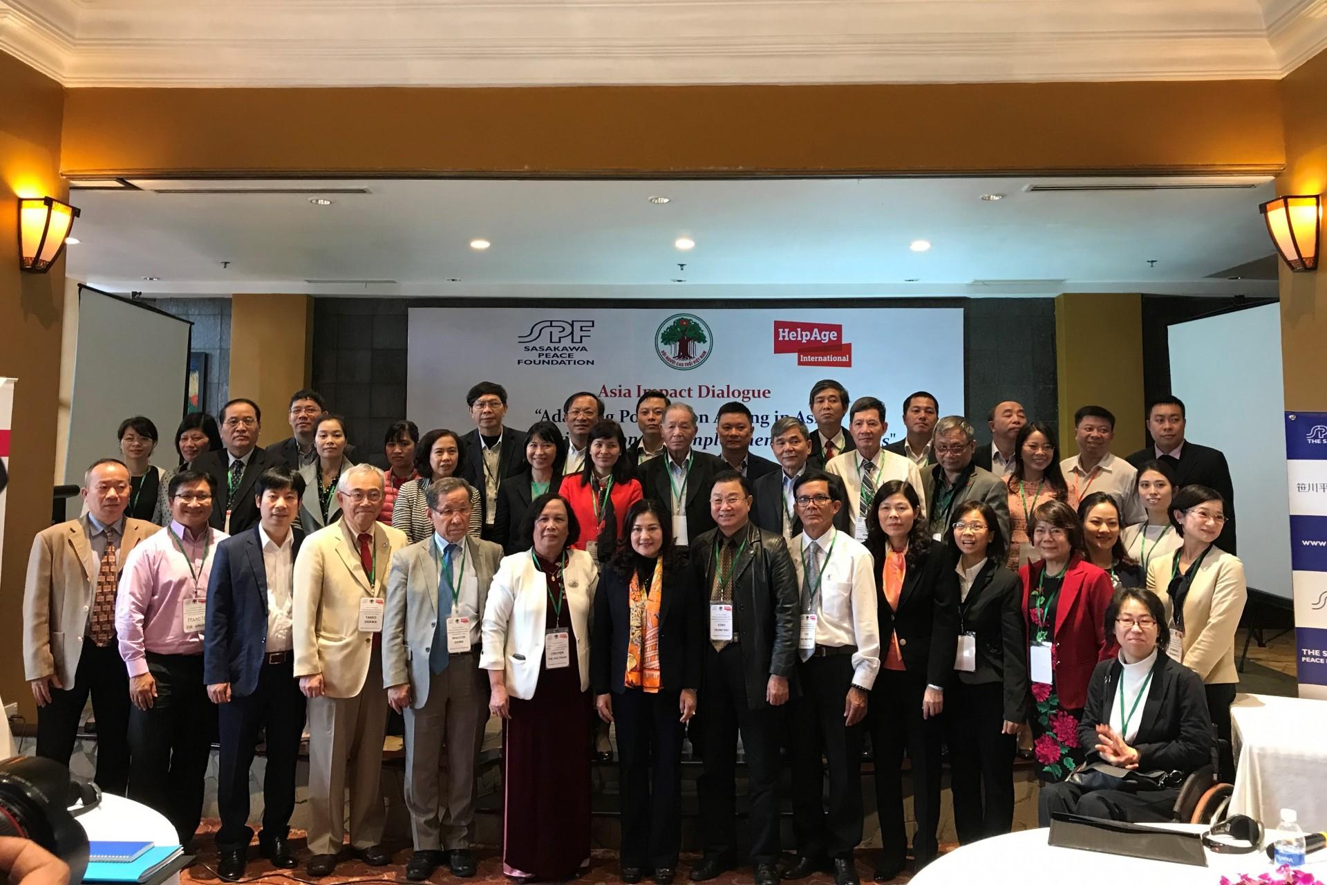 第3回アジア・インパクト対話参加者