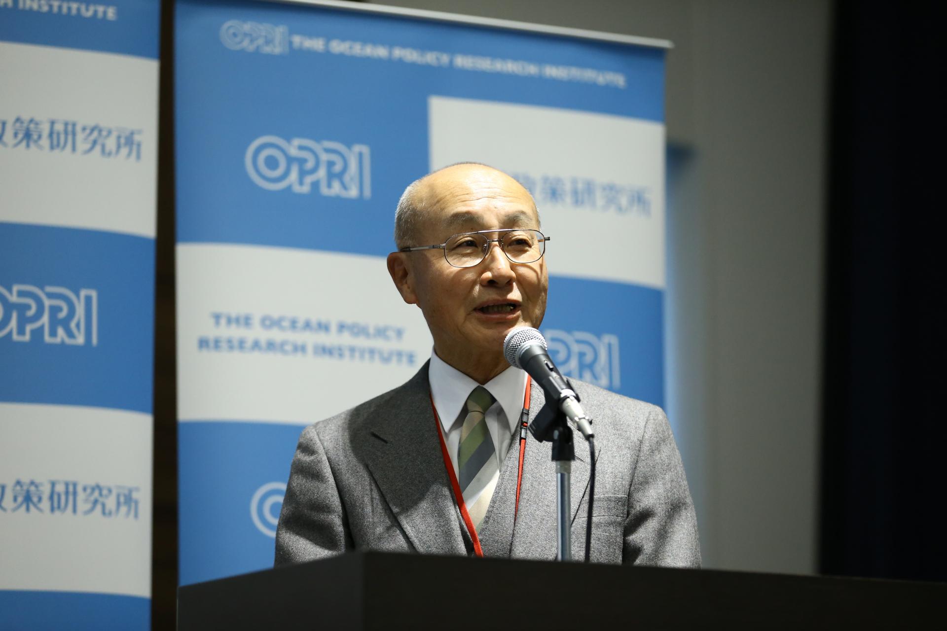 (画像)風呂田利夫・東邦大学名誉教授