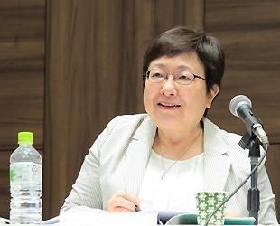 (写真キャプション)石井クンツ昌子教授