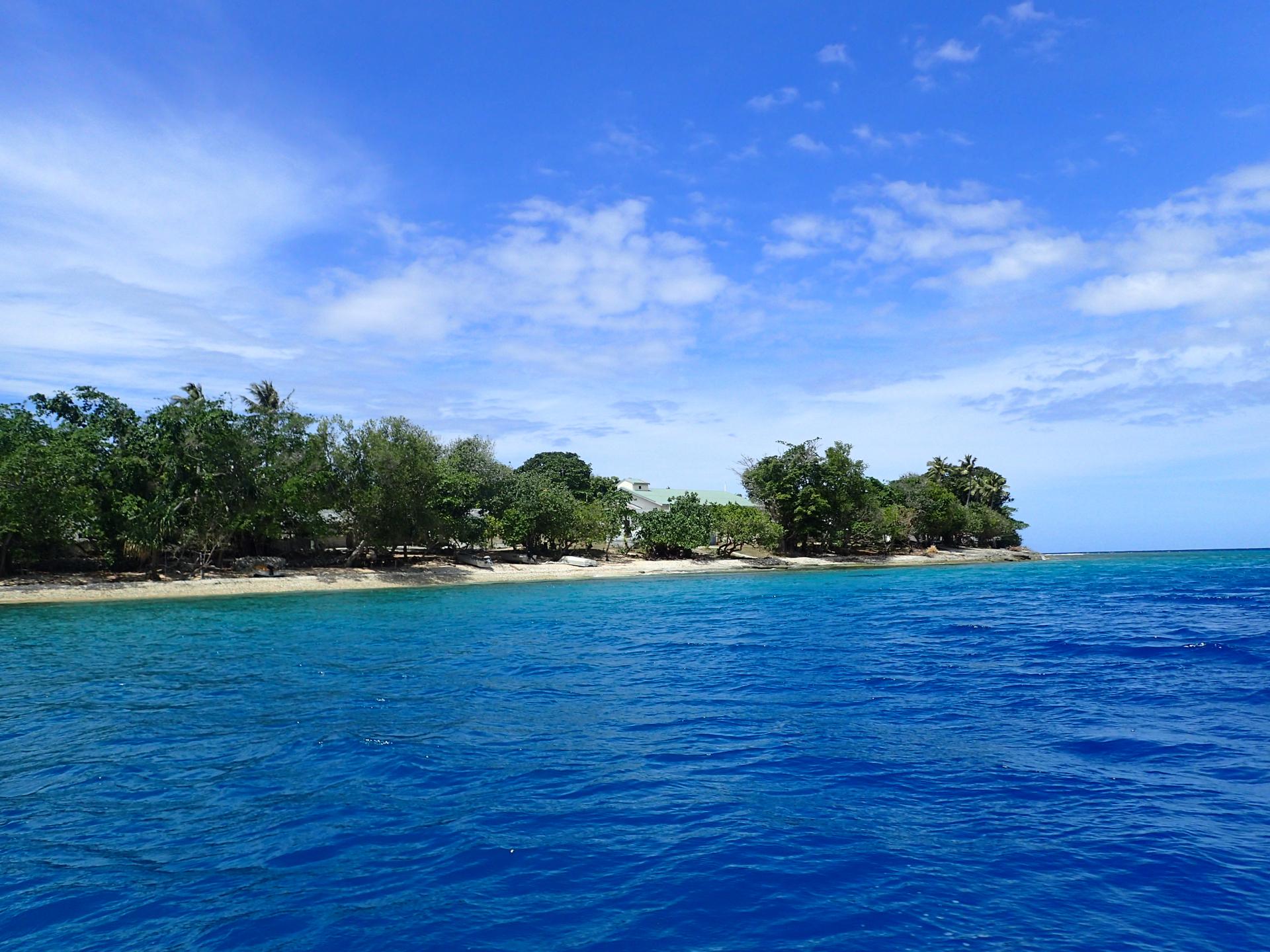 (キャプション)海は、世界の食料や経済を支えてきた