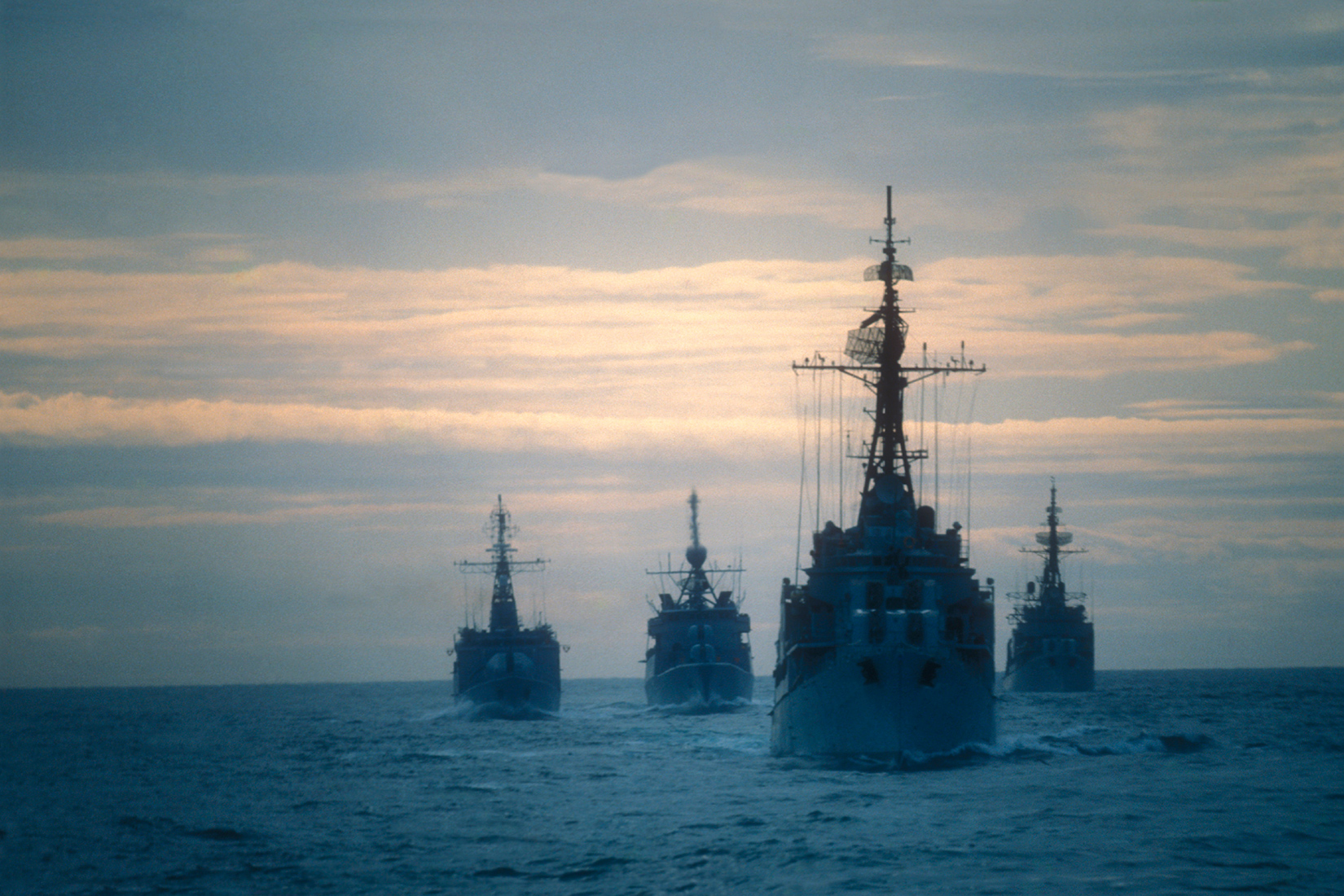 China's assertive stance in the South China Sea