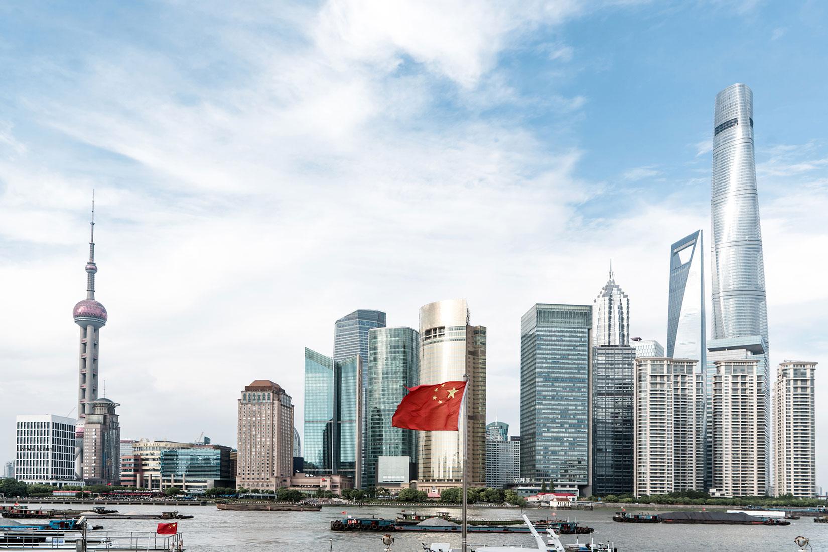 中国の挑戦への対応
