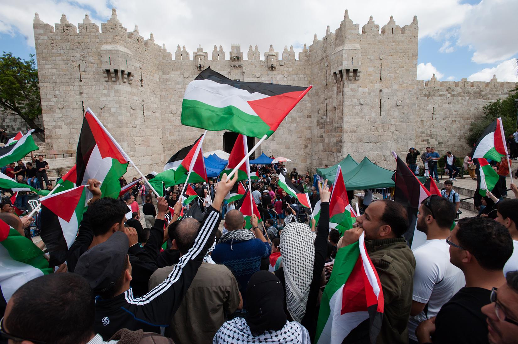 パレスチナ問題の周辺化