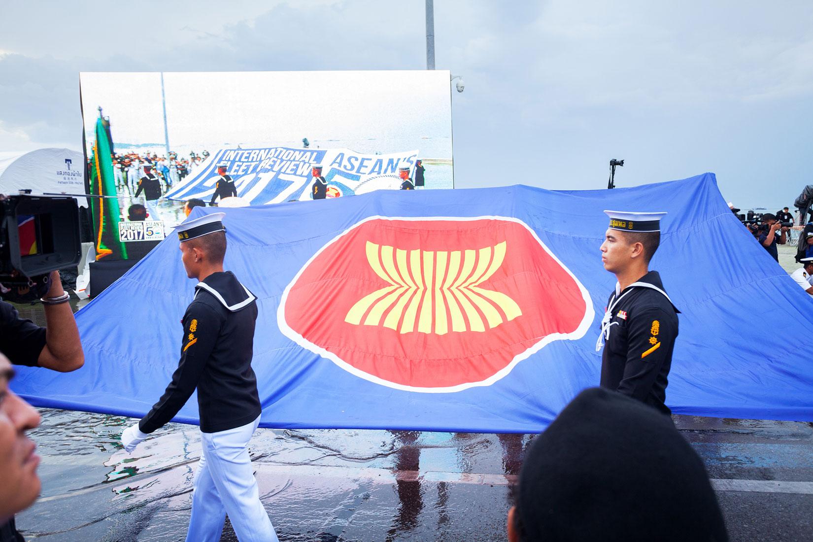 ASEANが考える「インド太平洋」―アメリカ戦略文書への回答