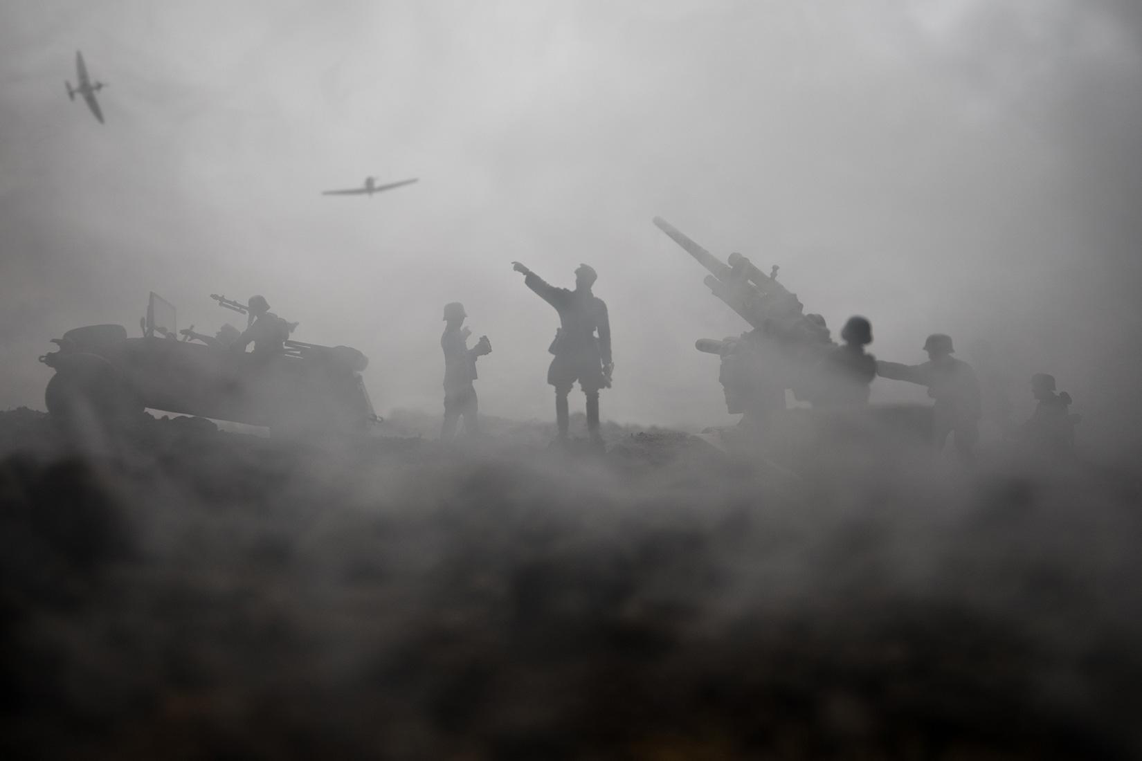 ジョージア紛争はウクライナ危機の前哨戦