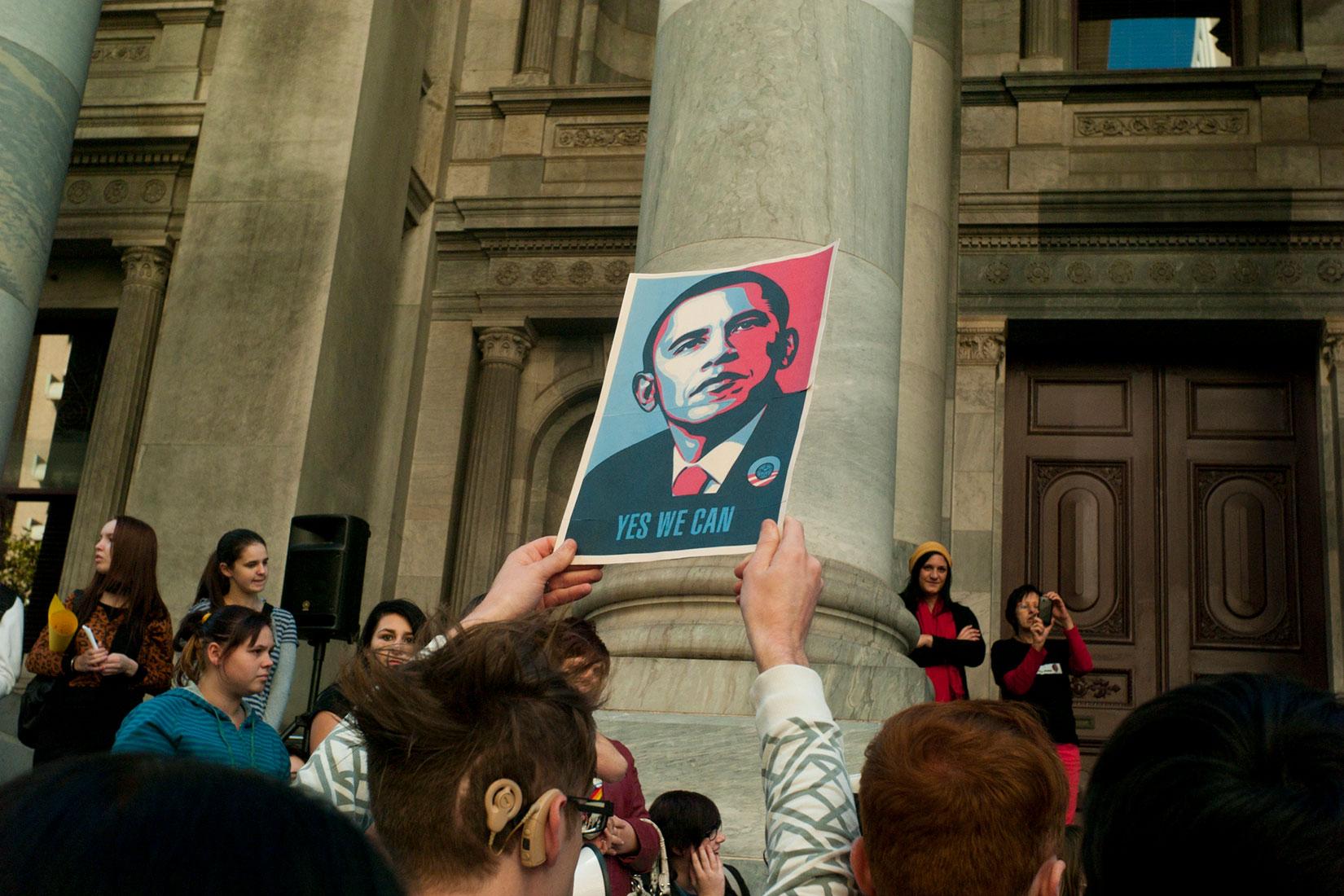 オバマ時代に始まった世界秩序の多極化