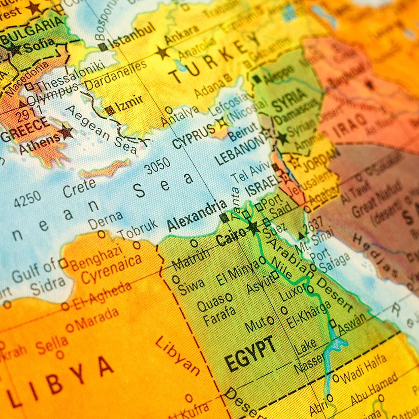トルコの介入―東地中海の天然ガス開発競争との連動